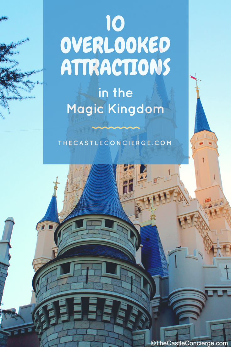 10 Overlooked Magic Kingdom Attractions