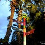 Sign at Coronado Springs