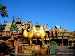 Adventureland Magic Kingdom Early Morning Extra Magic Hour WDW Resort Perk