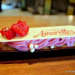 Raspberry Eclair at Amorette's Patisserie