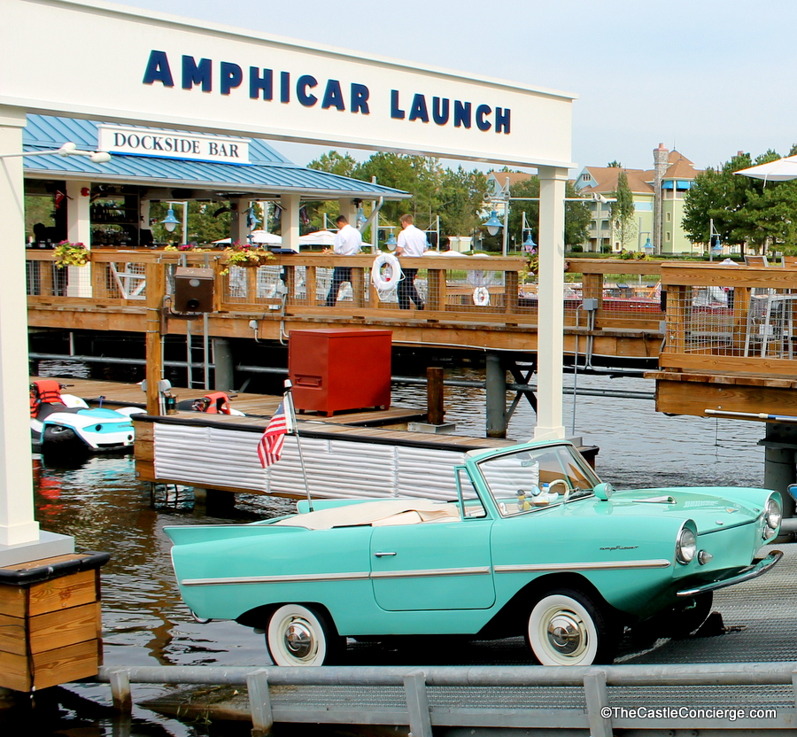 AmphiCar: Tips for Parents Taking Kids to Disney Springs at Walt Disney World / If you want to take the kids to Disney Springs, but you're not sure what to do there, then this post will help you! It includes tips for parents to survive a trip to Disney Springs, even on a strict budget – yay! Click through to check out all the activities and tips.