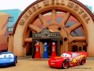 Art of Animation Resort CARS at Disney World