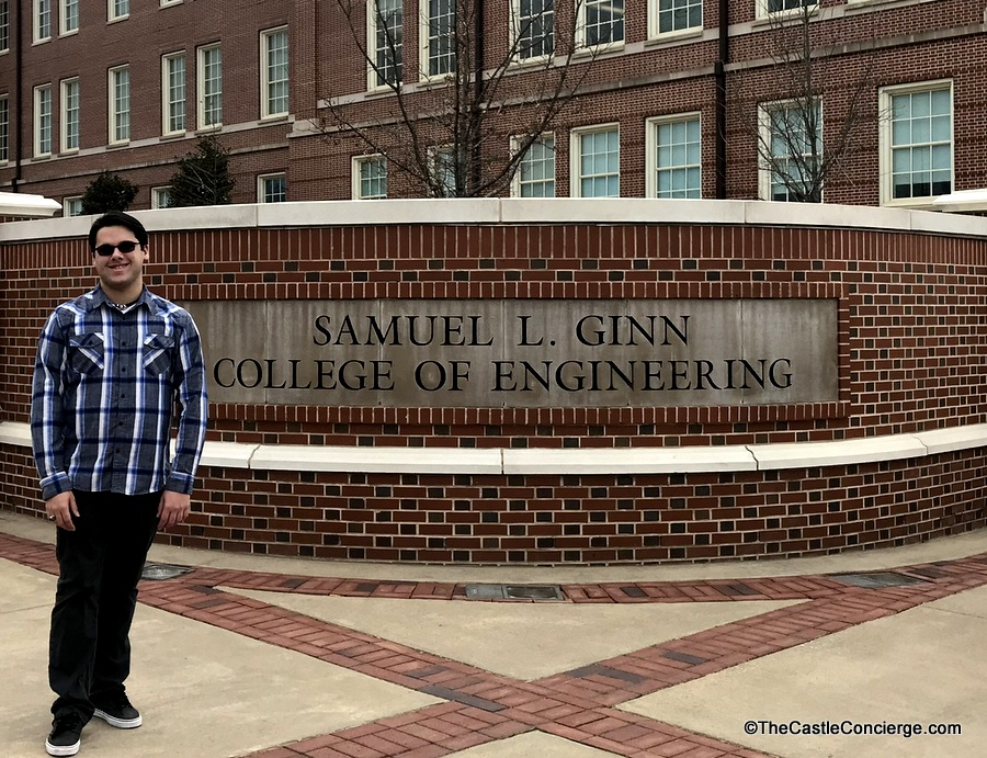 Auburn University Aerospace Engineering Student