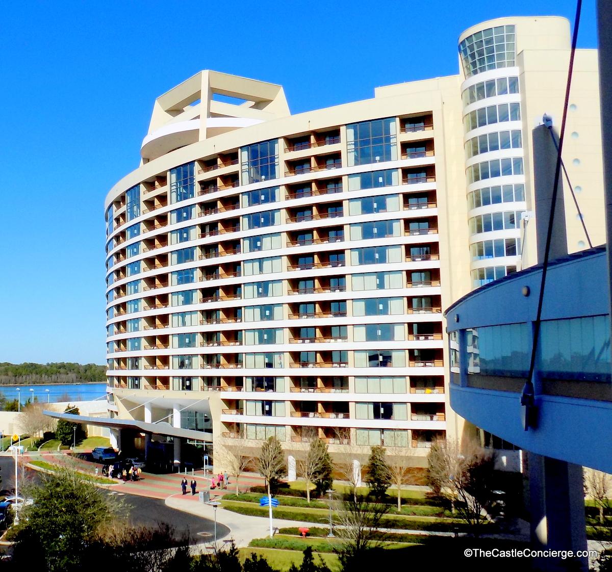 Bay Lake Tower Disney's Contemporary Resort DVC Villa