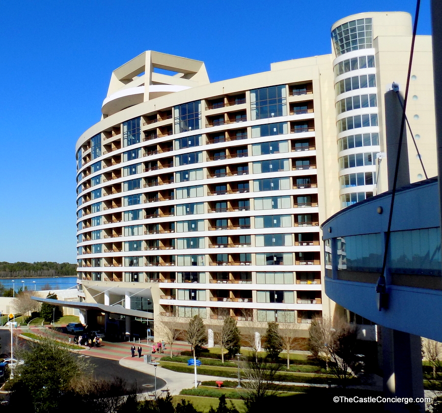 Bay Lake Tower at Disney's Contemporary Resort