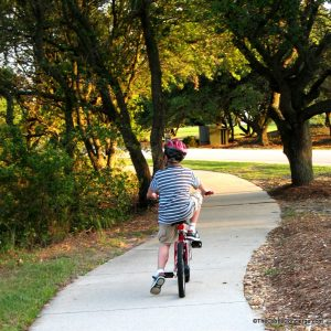 Bike Riding Currituck Club Outer Banks North Carolina