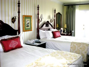 BoardWalk Inn WDW Concierge Room