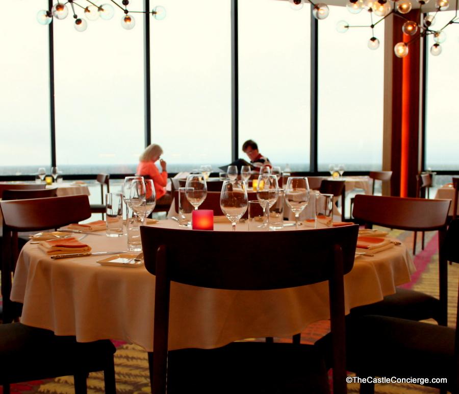 California Grill Dining Room at Contemporary Resort