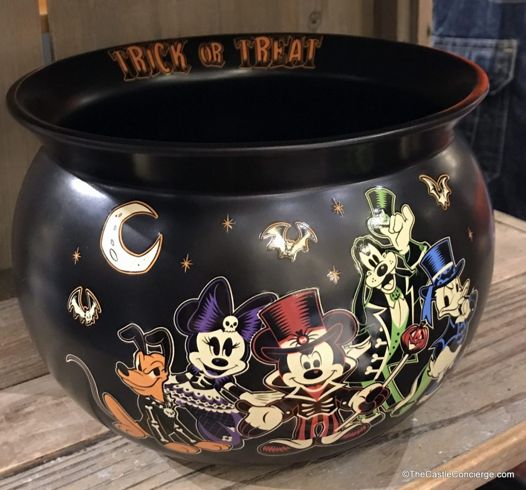 Candy Bowl Trick or Treat Halloween WDW
