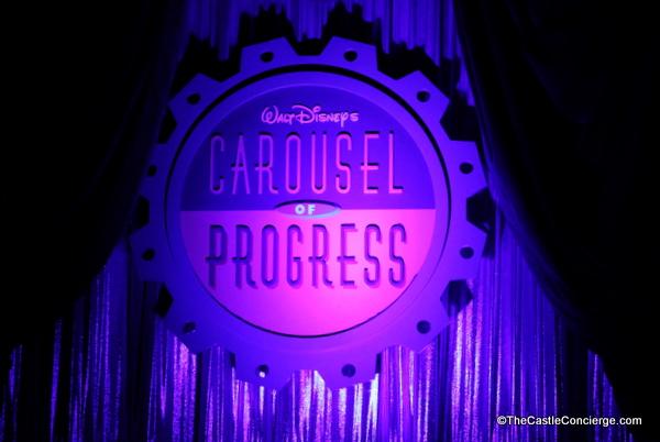 Carousel of Progress, Magic Kingdom, Walt Disney World. Favorite Walt Disney World Quotes.