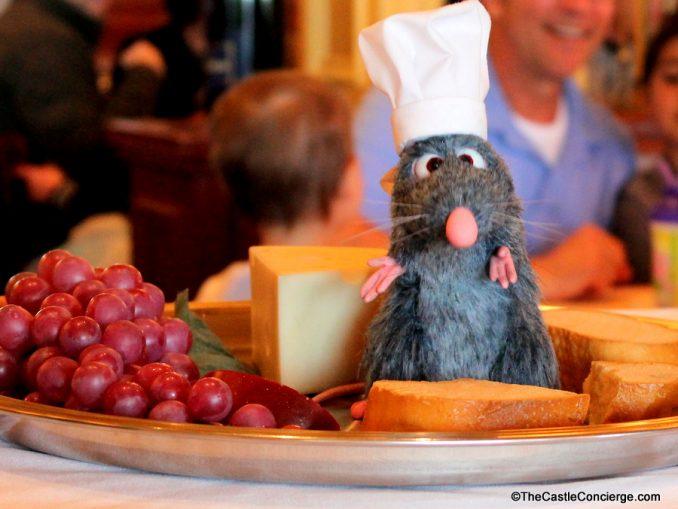 Chef Remy at Les Chefs de France