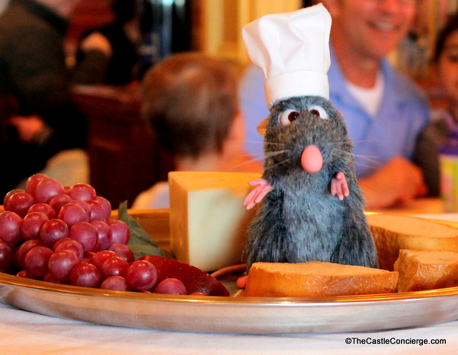 Walt Disney World Throwbacks: Chef Remy and More!