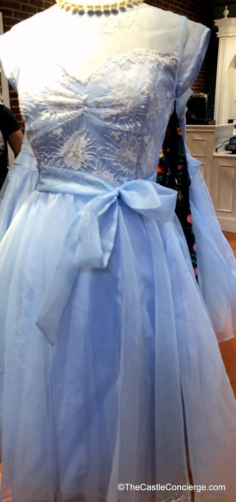 Cinderella Dress Cherry Tree Lane Disney Springs WDW