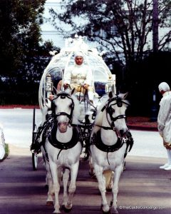 Cinderella's Coach Vow Renewal Walt Disney World