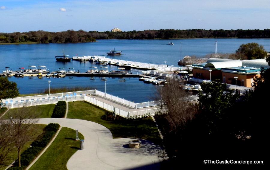 Disney's Contemporary Resort offers the Boat Nook Marina