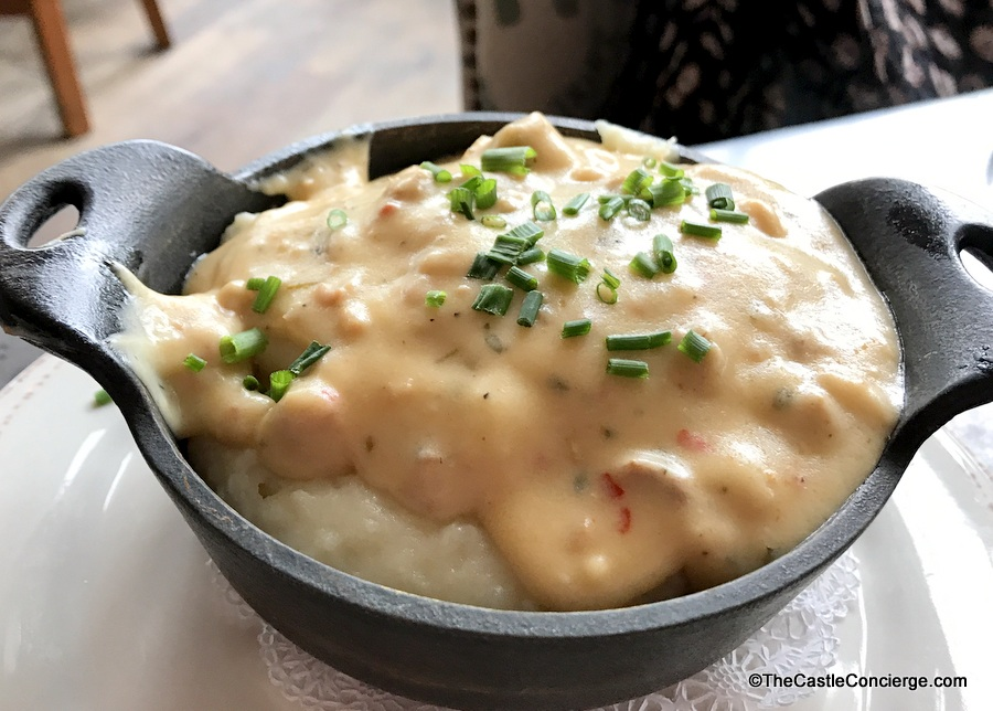 Creamy Mashed Potatoes at Art Smith's Homecomin'
