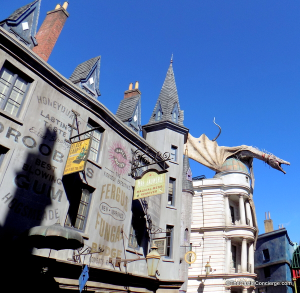 Diagon Alley Universal