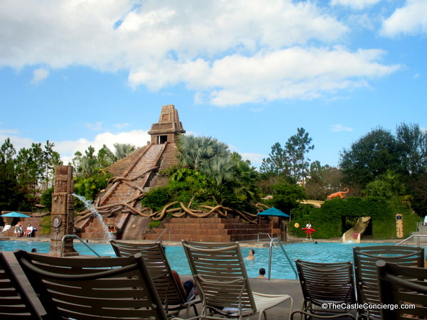 Dig Site Pool, Coronado Springs at WDW