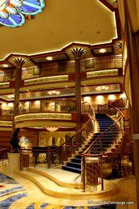 Disney Dream Atrium