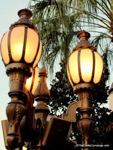 Lighting at Disney Springs