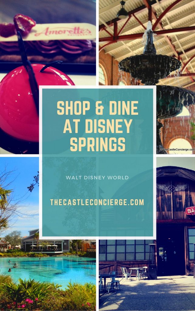 Disney Springs in Walt Disney World