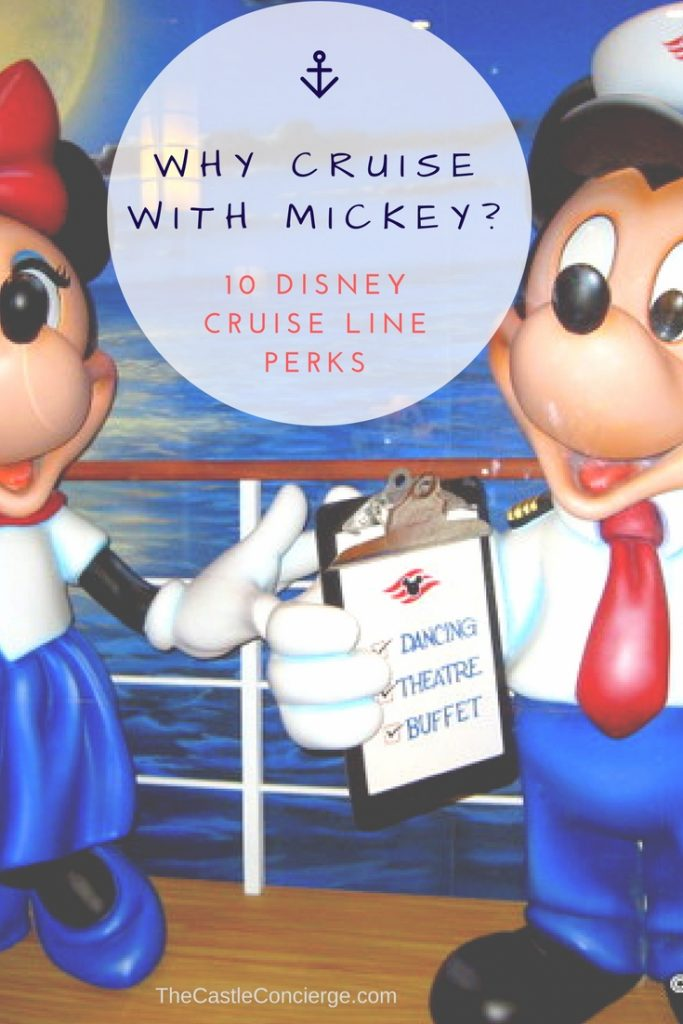 Ten Disney Cruise Line Perks