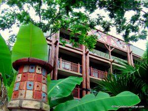 Disney's Animal Kingdom Lodge Landscaping