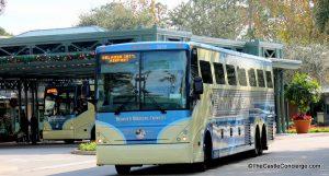 Disney's Magical Express Bus Transporation