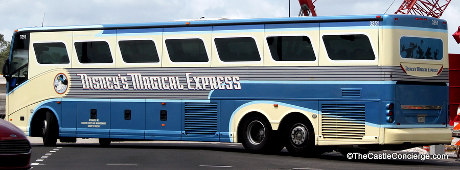 How Do I Add Disney's Magical Express to My WDW Reservation?