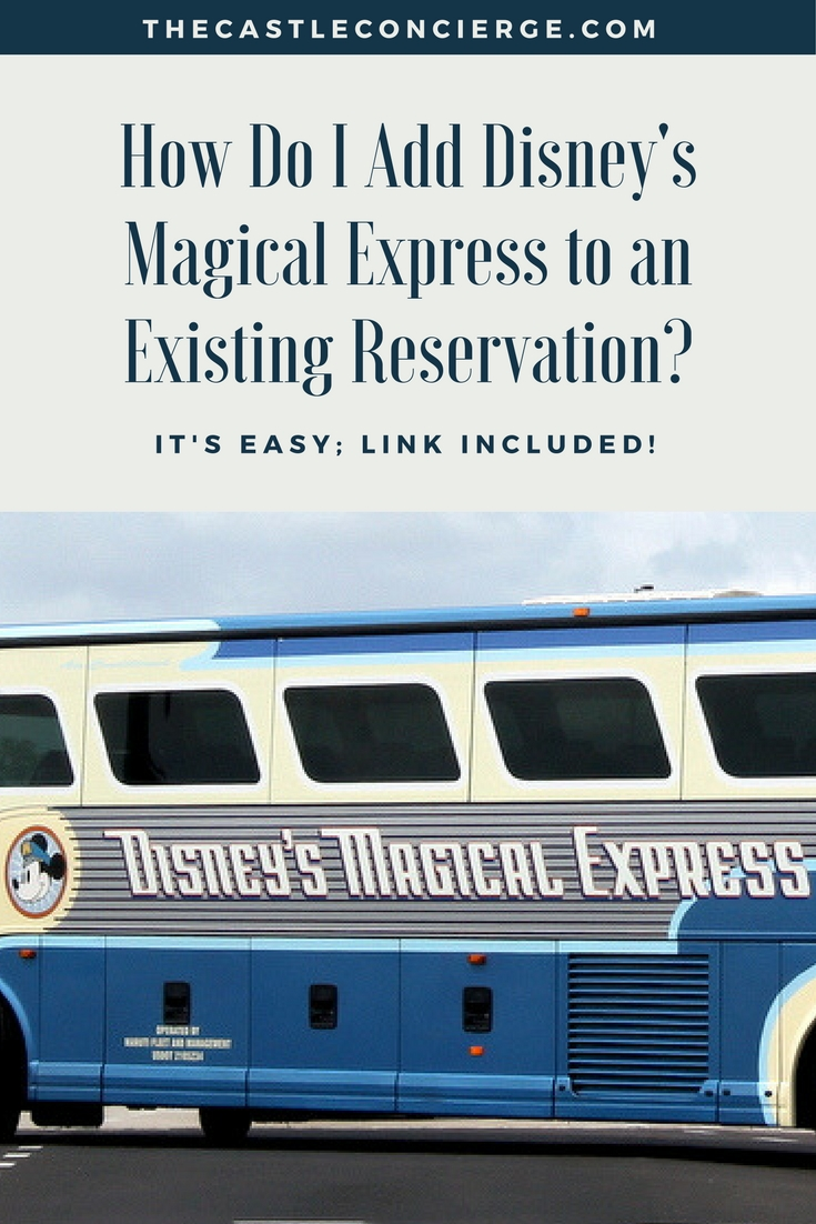 Disneys Magical Express