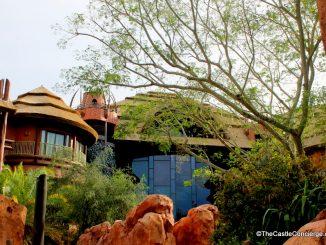 Architecture of Disney's Animal Kingdom Lodge