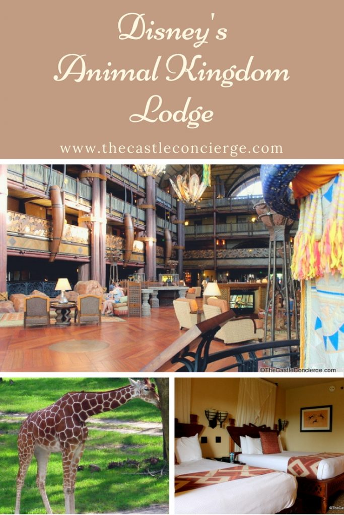 Stay and Play at Disney's Animal Kingdom Lodge