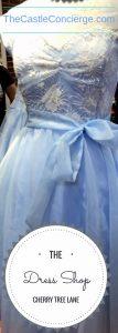 Cinderella Designs Cherry Tree Lane Dress Shop Disney SpringsDooney and Bourke Cherry Tree Lane Disney Springs WDW