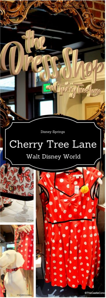 Cherry Tree Lane The Dress Shop Disney Springs