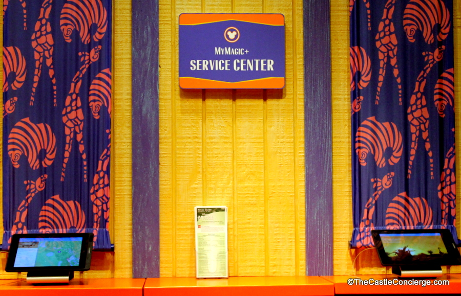 Additional experiences can be reserved via your mobile or at FastPass+ Kiosks in WDW.
