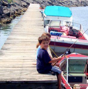 Fishing Thousand Islands New York