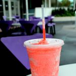 Raspberry Lemonade Frozen Slushy Cheshire Cafe
