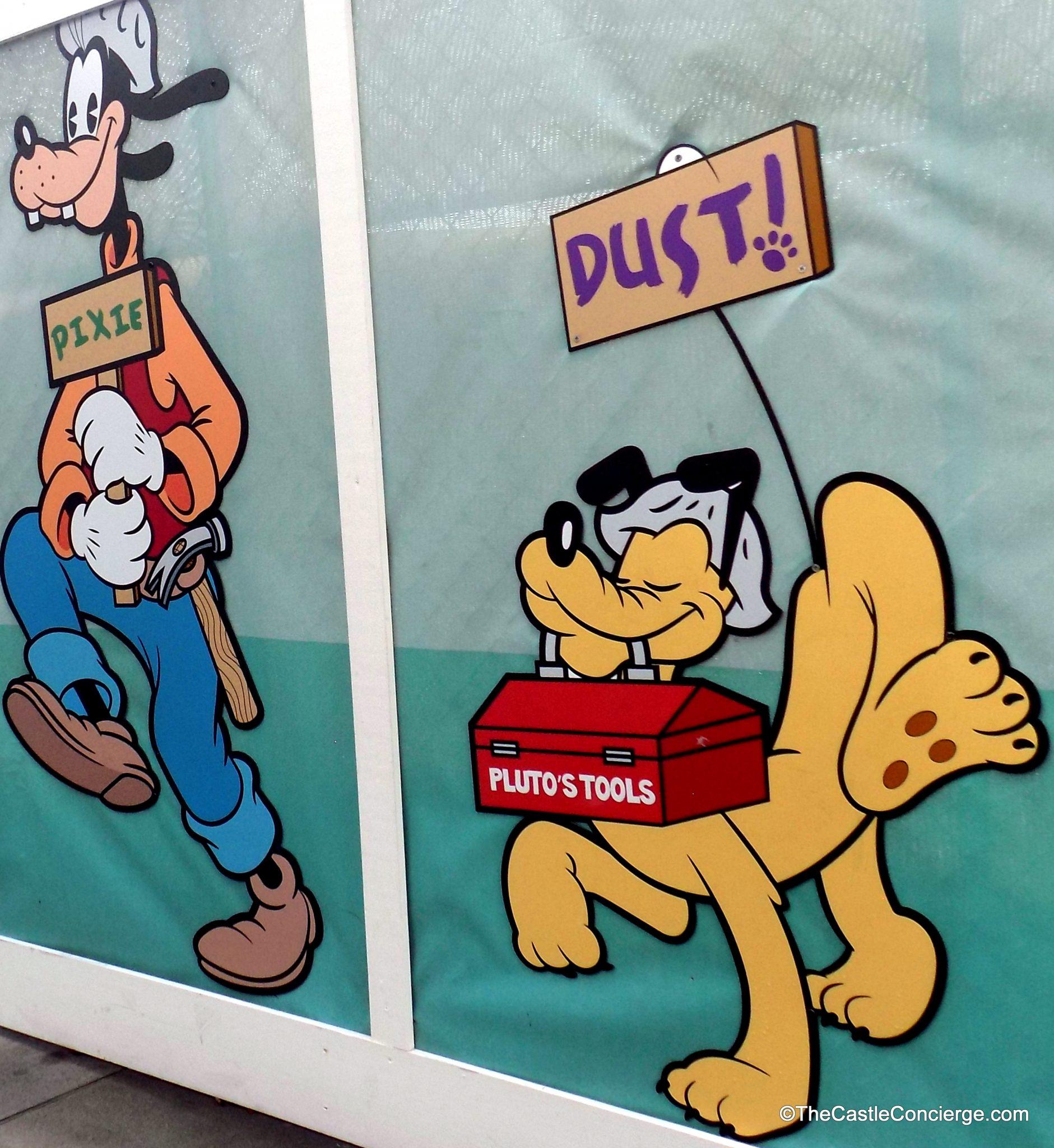 Walt Disney World Refurbishments, Renovations, and Closures