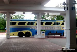 Disney's Magical Express aka DME at the Grand Floridian.