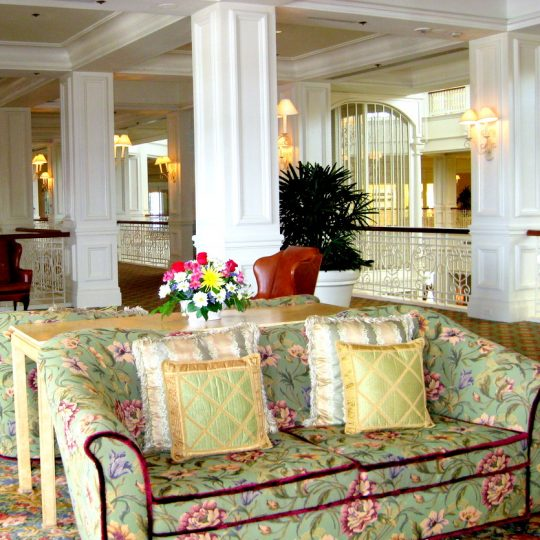 Romance at Walt Disney World: Favorite Hotels for Couples