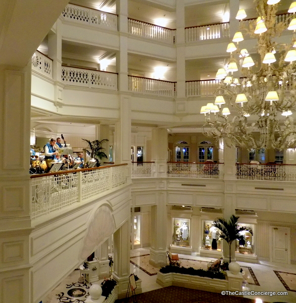 Grand Floridian Society Orchestra. WDW. Grand Floridian.