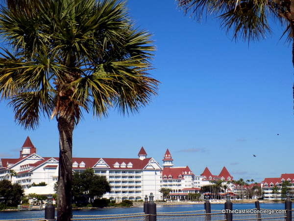 Grand Floridian Resort at WDW