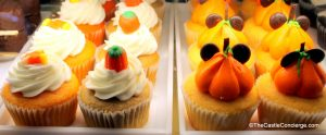 Halloween cupcakes Candy Cauldron Disney Springs