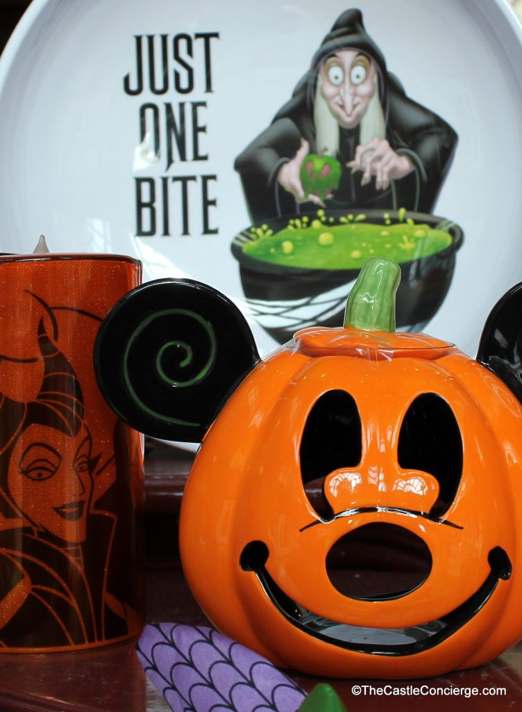 Halloween Merchandise at WDW