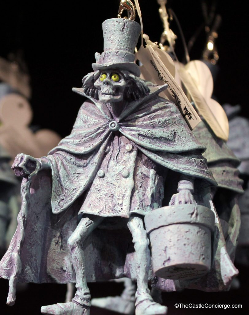 Disney's Haunted Mansion Hatbox Ghost Ornament.