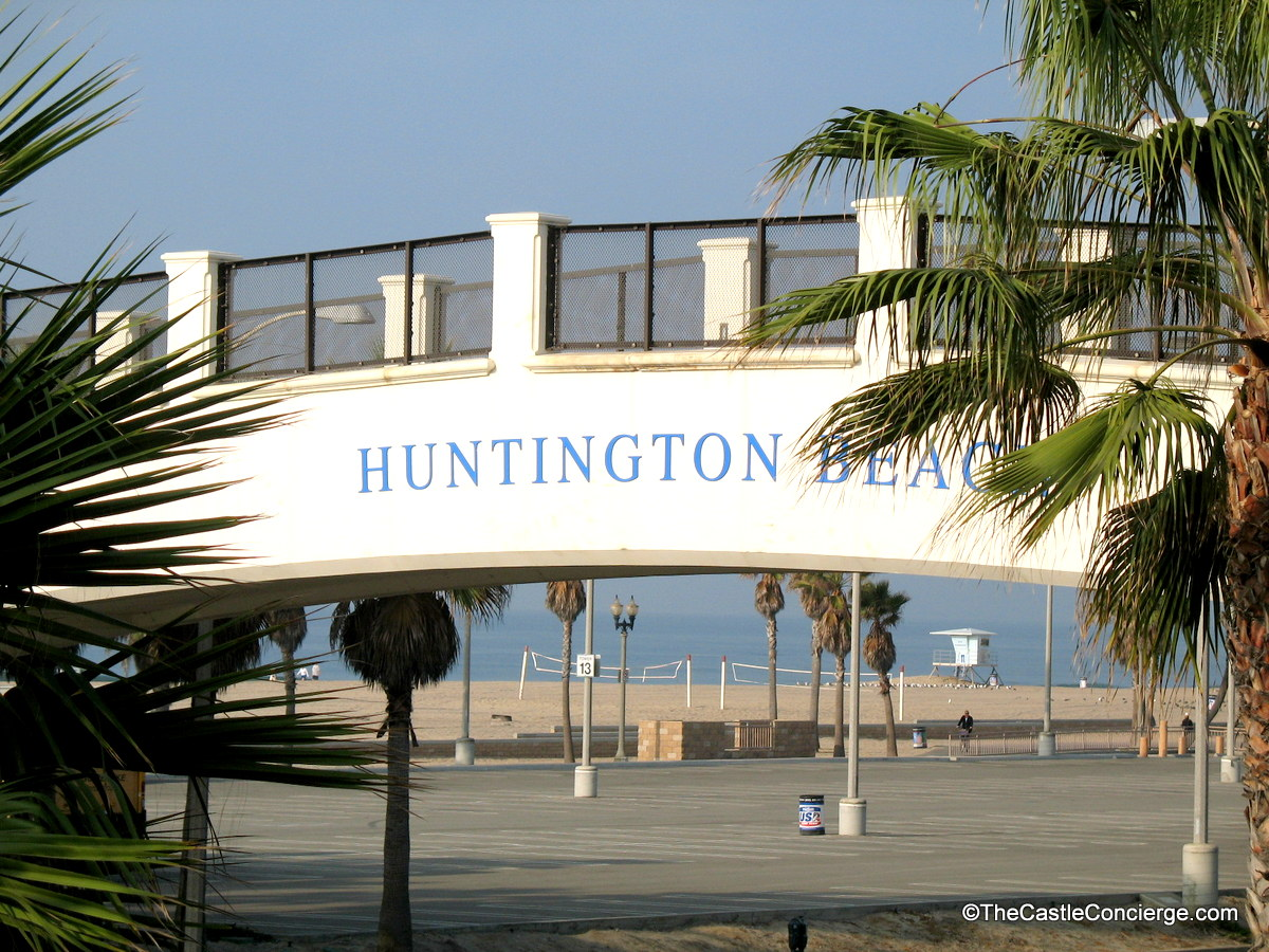 Huntington Beach, California.