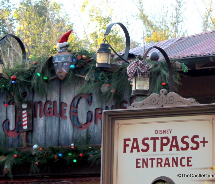 Selecting Your FastPass+ Choices at Walt Disney World