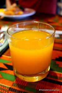 Jungle Juice at Disney's Boma