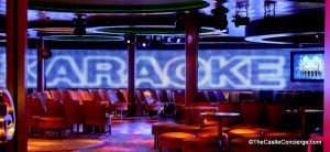 Try a new activity like karaoke on a Disney Cruise