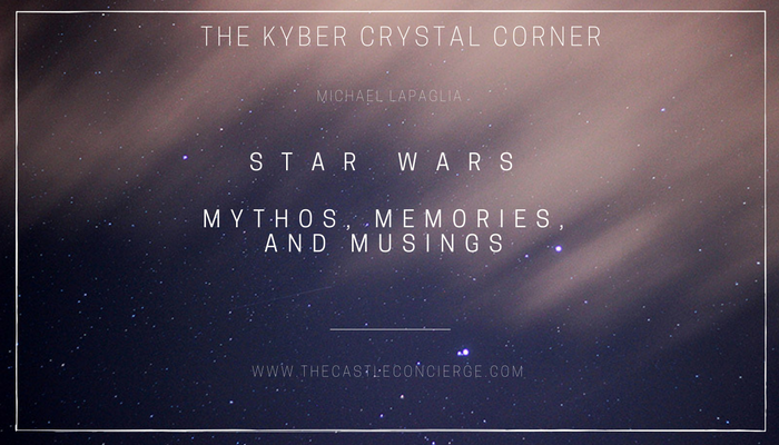 The Kyber Crystal Corner: An Initial Look at Rogue One